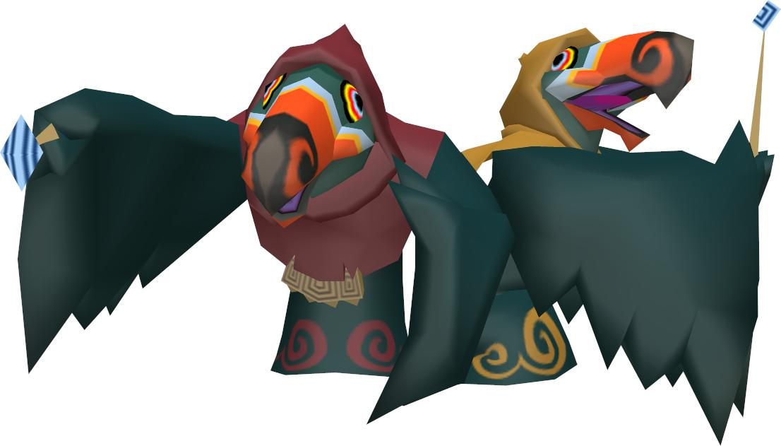 i forgot the wizzrobes in the wind waker are toucans and they&#39;re the Absolute Best <br>http://pic.twitter.com/eFVSrHqxs7