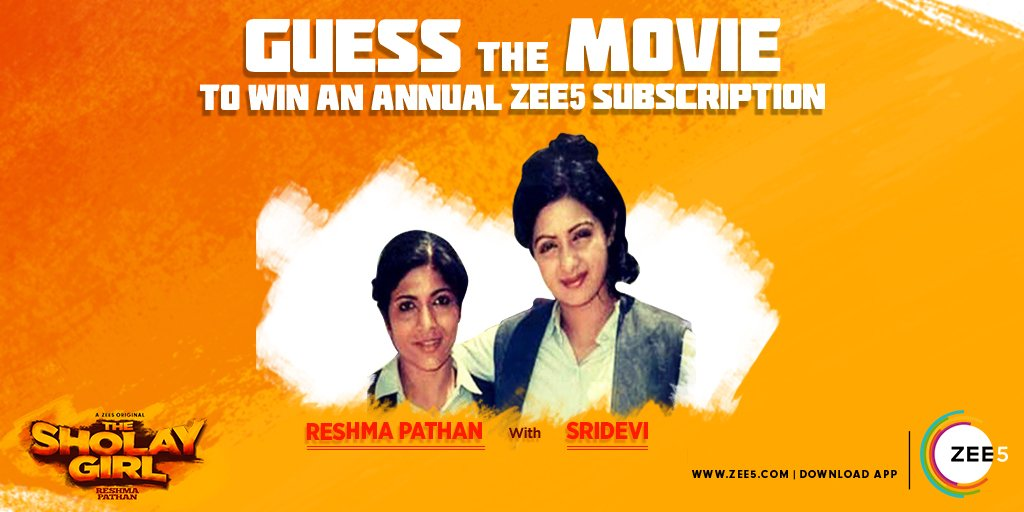 ZEE5Contest hashtag on Twitter