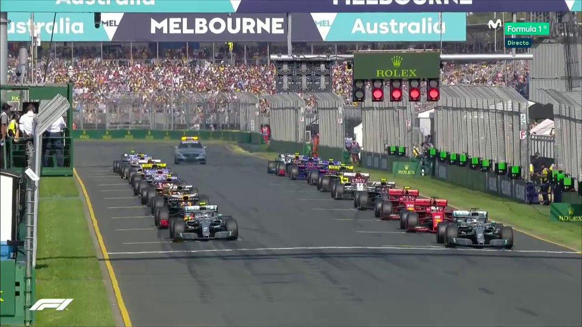 F1 en Movistar+'s photo on Ricciardo