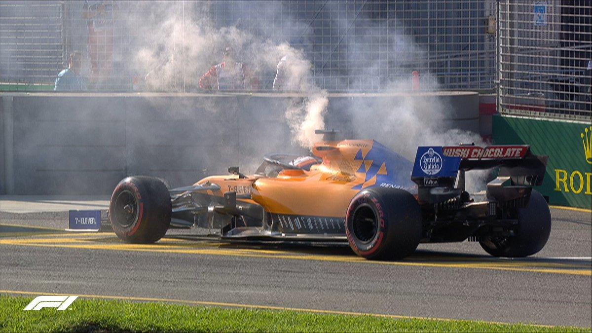 Formula 1's photo on McLaren