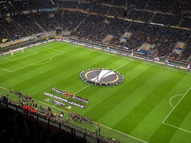 Eintracht Frankfurt wins against Inter Mailand at Giuseppe Meazza. Still unbelievable, but true. #eintrachtfrankfurt #sge #intersge #europapokal #eintrachtfrankfurtinternational https://ift.tt/2HywJdj