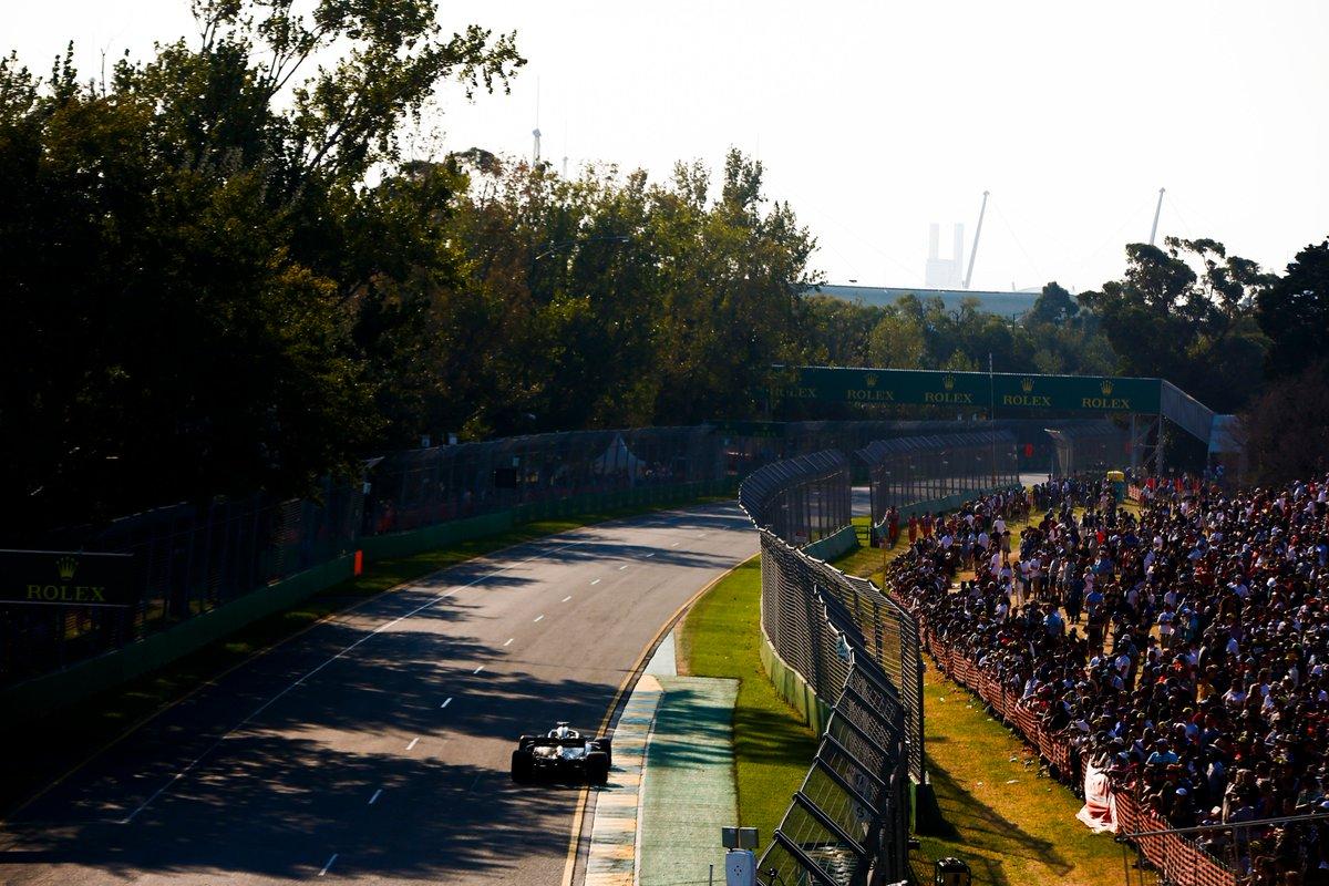 PETRONAS Motorsports's photo on Albert Park