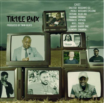 "Legendary @daliballz teams up with @Cyclizzle, @CheKalonda, #Taqwaa, @MfumuHyphen, @PhyzixMw, @BarryOne1 & @GwambaOfficial in ""Tikule Remix"", a song Prod by Twin Beatz...! Have a perfect relaxation on a sunday by listening to the track   #Get it here >>> http://m.malawi-music.com/song.php?id=11455 …"