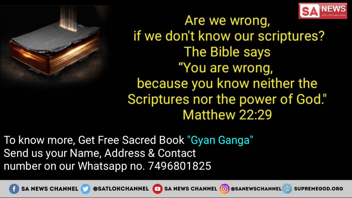 #SundayMotivation The choice of Karma which should be done need to be according to scriptures of every religion.<br>http://pic.twitter.com/CC8VFY5cz1
