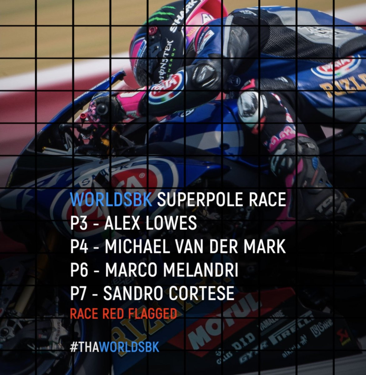 Yamaha Racing's photo on #THAWorldSBK