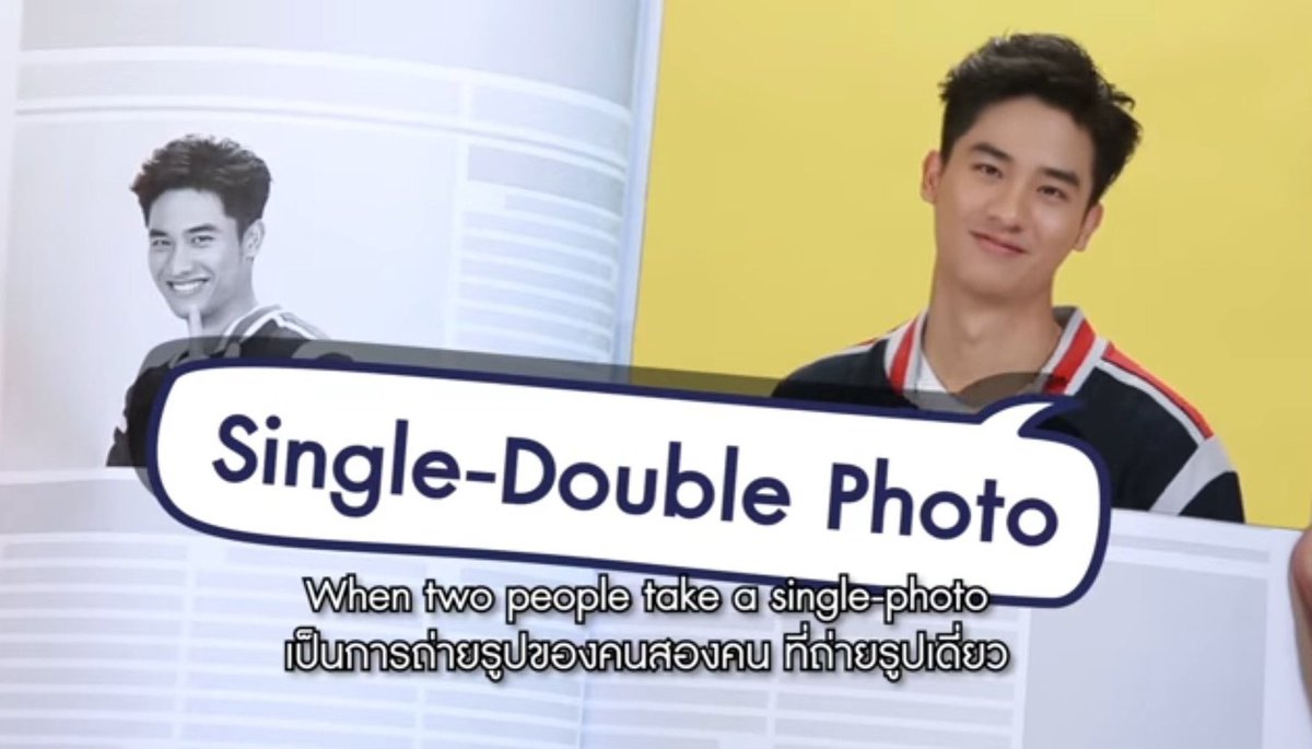 single-double photo has always been taynew&#39;s thing  they have A LOT, can&#39;t collage them all   #รถโรงเรียนSchoolRangers  #เตนิว<br>http://pic.twitter.com/nY12d2vltF