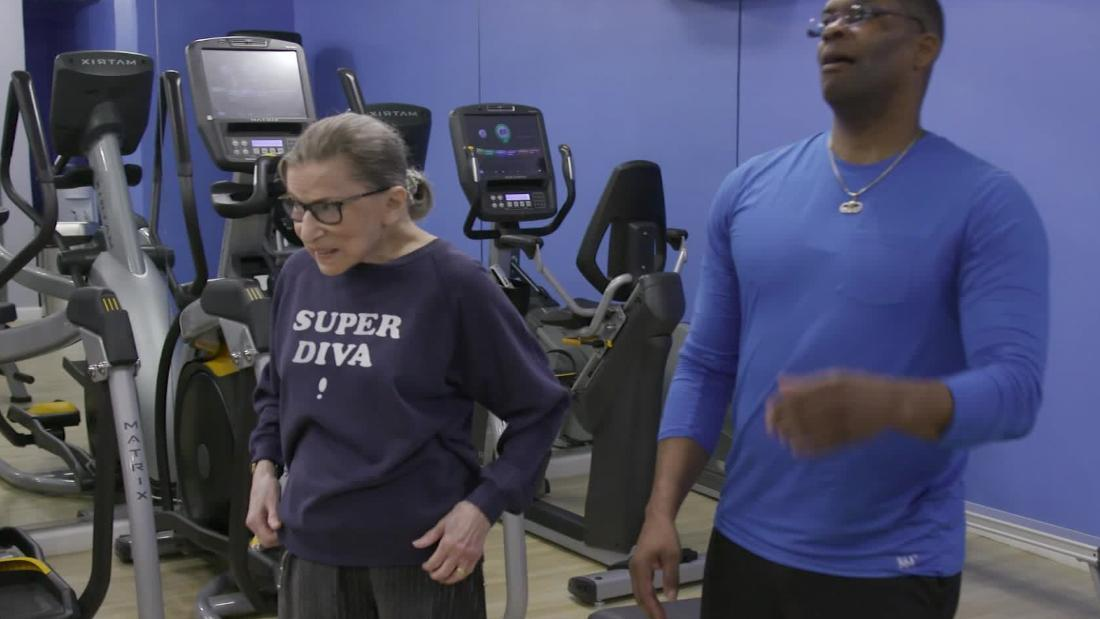 Ruth Bader Ginsburg turned 86 this past week. The US Supreme Court justice has become an unlikely fitness role model  https:// cnn.it/2F9zxL7  &nbsp;  <br>http://pic.twitter.com/pj8HmnxjEI