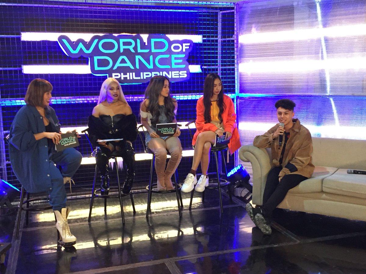 It's Ken San Jose on World of Dance Philippines The Online Show! #WoDphTheCutJuniors
