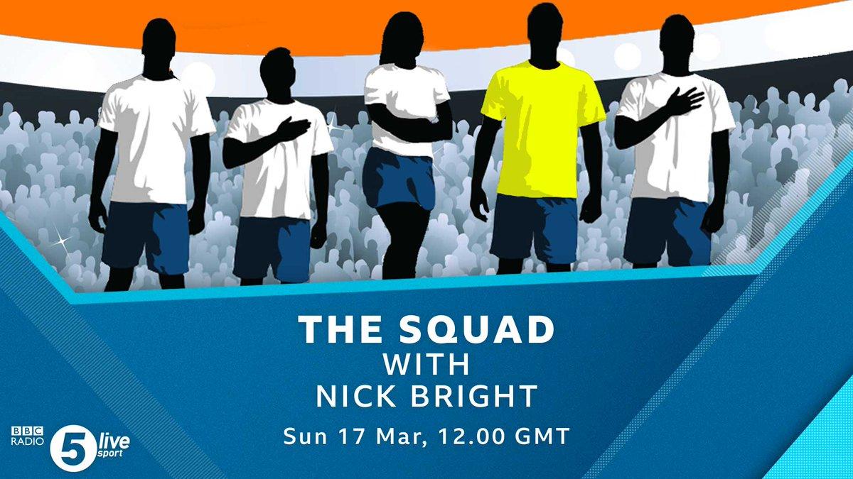 🇮🇪🏴 The Declan Rice debate 🤴 Zidane returns to Real ⚽ Scholes' abrupt Oldham depart  Join @NickBrightDJ, @akeemojuko, Craig Mitch & @benhainess for #TheSquad.  💻📲: https://t.co/pfpdMWtYAO https://t.co/vx5916vuG6