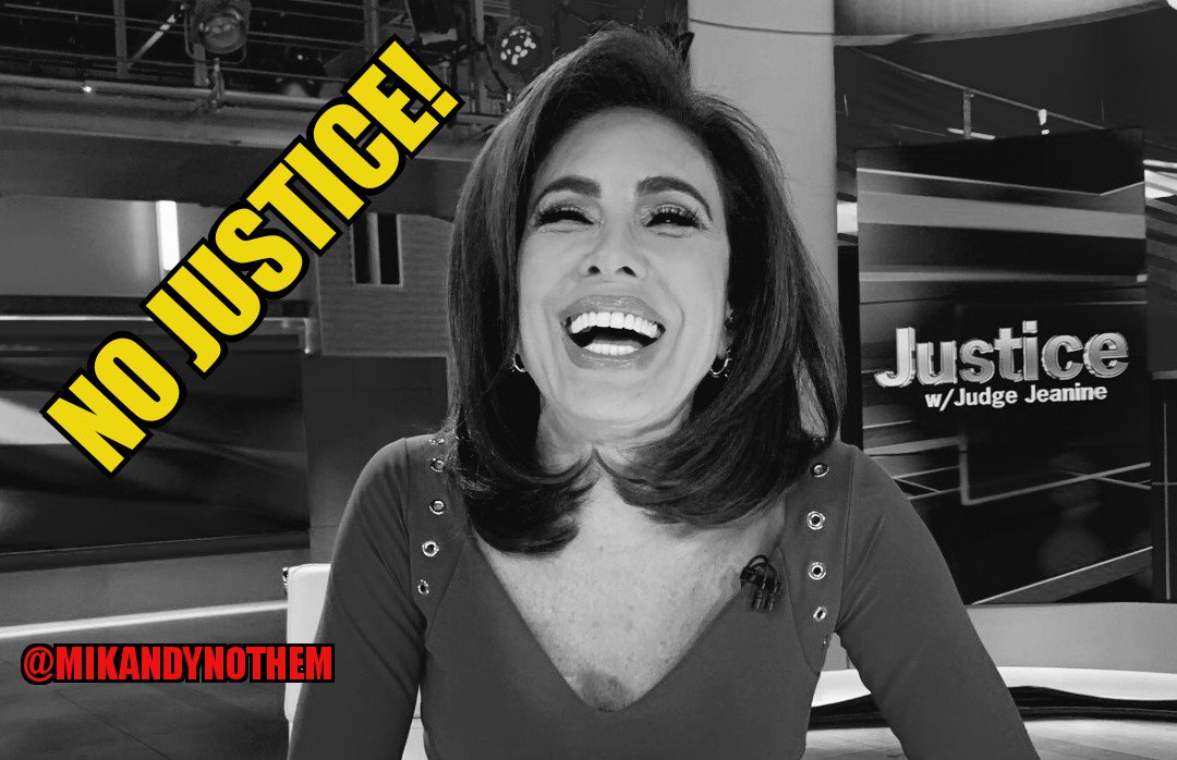Congresswoman @IlhanMN spews horrible anti-Semitic diatribe and faces no retribution. Judge Jeanine says Omar&#39;s Sharia law is antithetical to the Constitution and she is MIA from her show? @FoxNews ratings are about to dive. #MAGA #tcot #FoxNews #SundayMorning #SundayMotivation<br>http://pic.twitter.com/f7u5nVpkjw