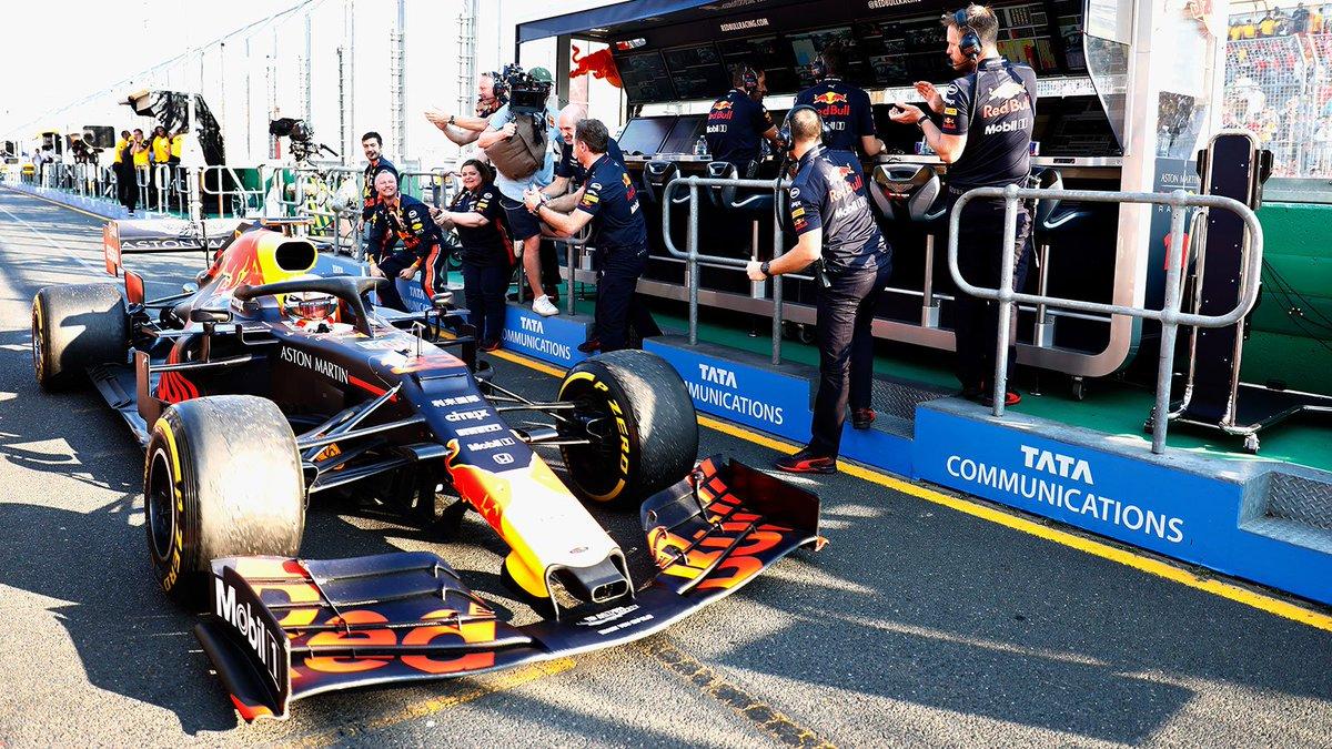 Red Bull Racing's photo on Grand Prix