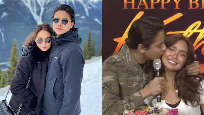 """Happy Birthday to our one and only Ms. Kathryn Bernardo  Daniel:\""""I Love You Bal!!\"""""""