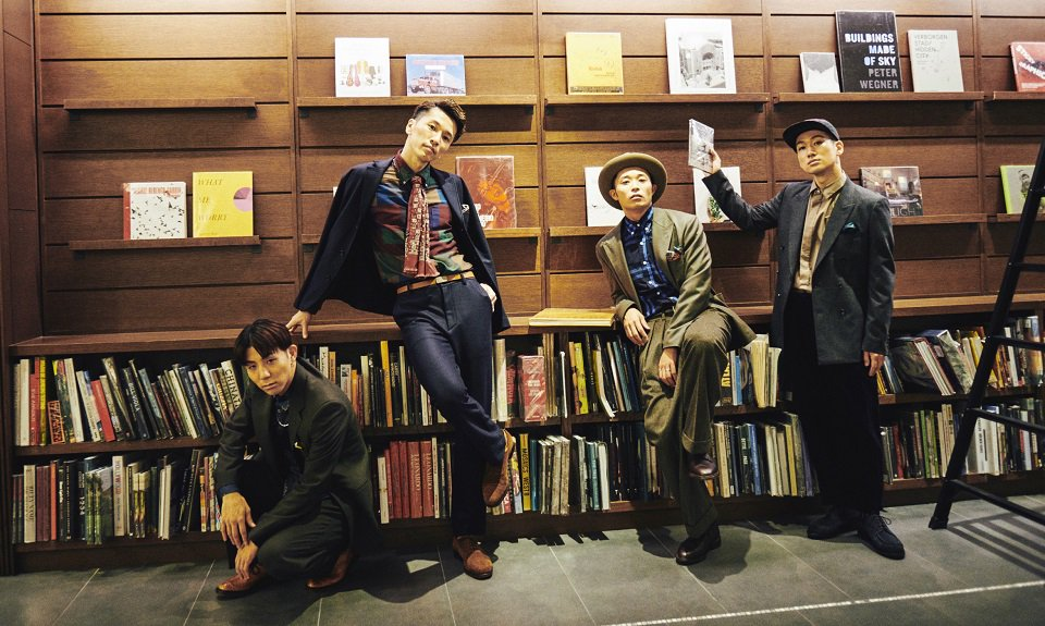 『s**t kingz 「The Library」』 3/21(木・祝)よる8時⇒ https://