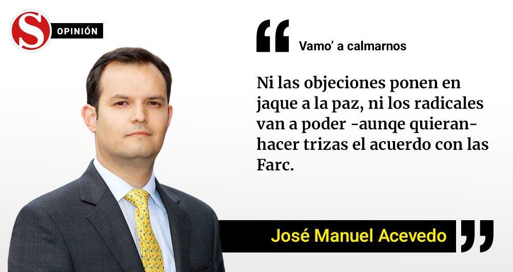 Revista Semana's photo on Acevedo