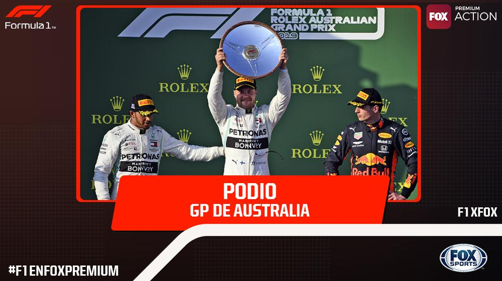 FOX Sports Colombia's photo on #F1xFOX
