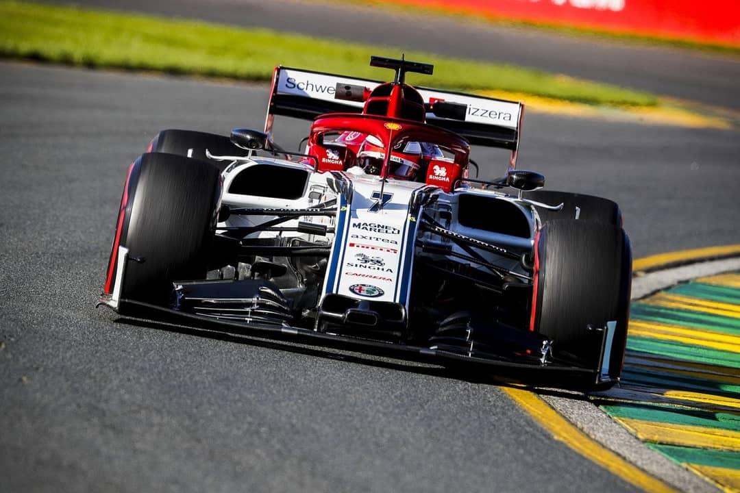 Räikkönen: The car felt good