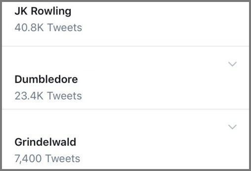 when you and your otp are trending together