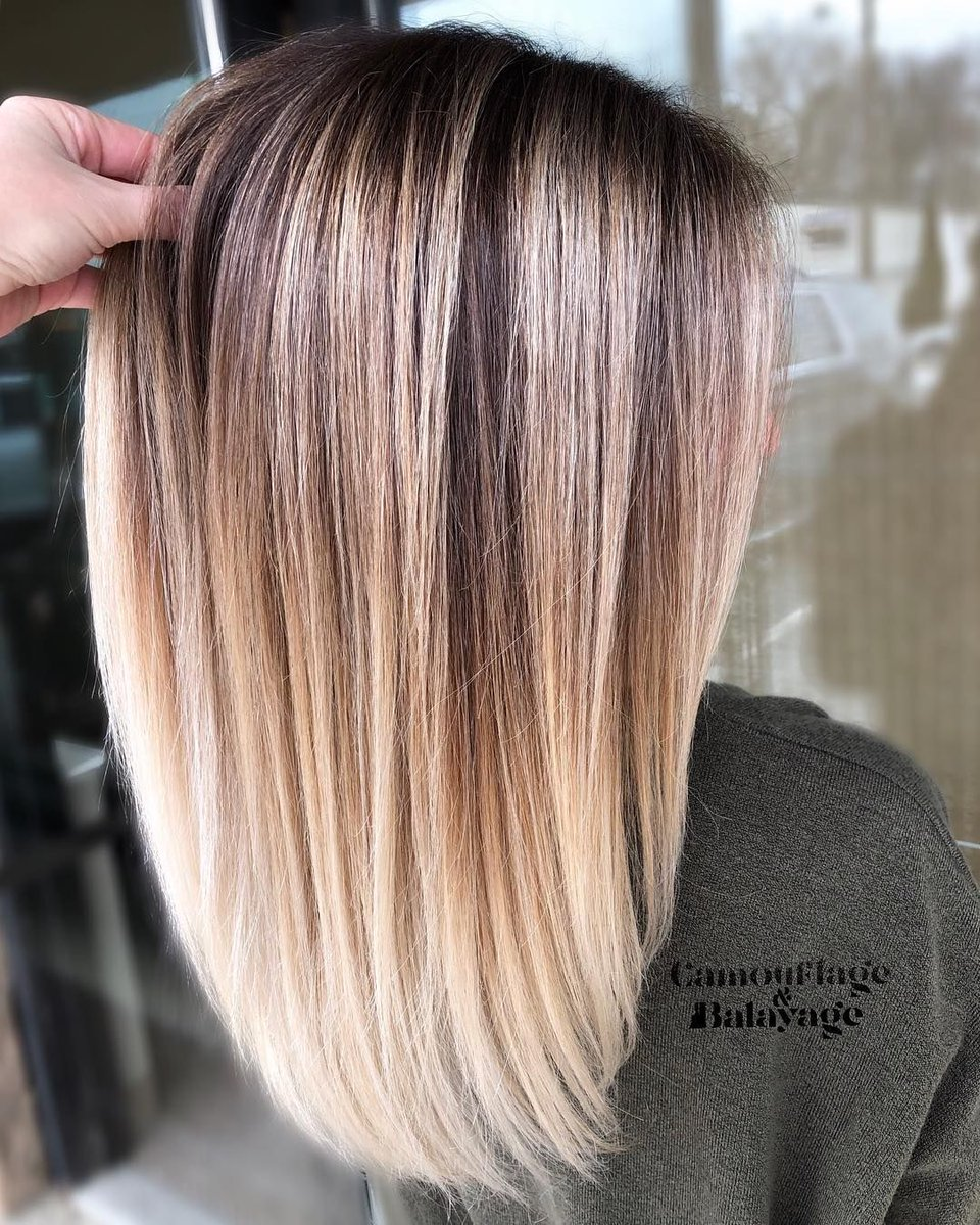 Looks beautiful IG @camouflageandbalayage https://buff.ly/2XZ2UIz #hair #haircolor #haircut 😍 😍 😍