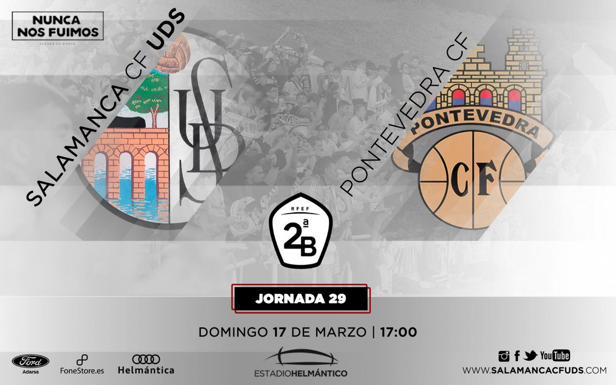 Salamanca CF UDS's photo on DÍA DE PARTIDO