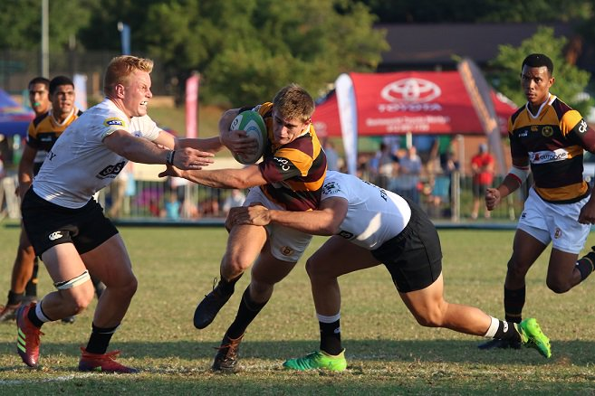 D12UQV1WkAA6kNX School of Rugby | Junior Boks kick off 2019 preparations with assessment camps - School of Rugby