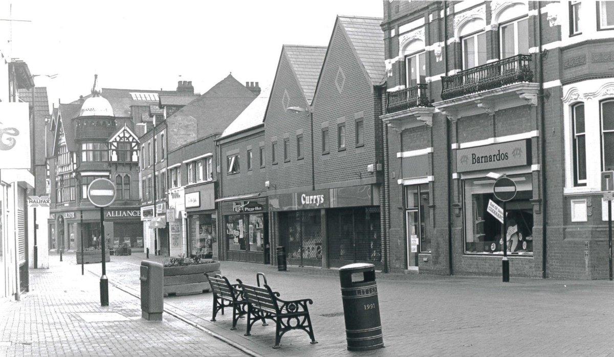 Nuneaton Memories On Twitter Abbey Street Nuneaton