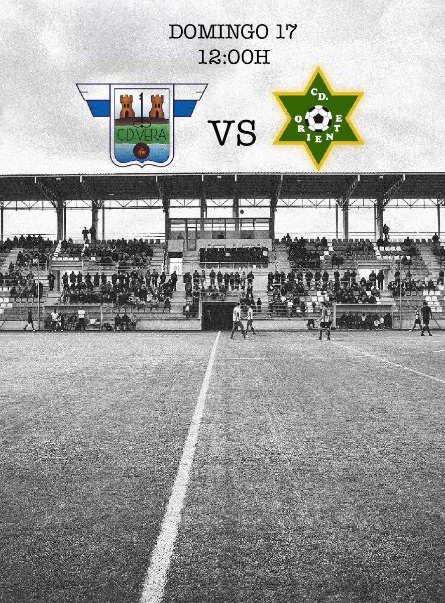 Club Deportivo Vera's photo on DÍA DE PARTIDO