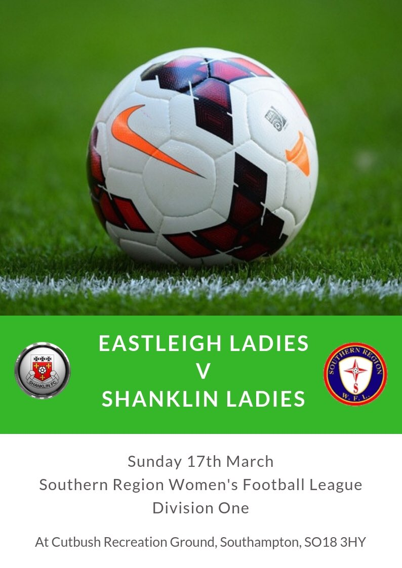 Shanklin Ladies FC's photo on MATCH DAY