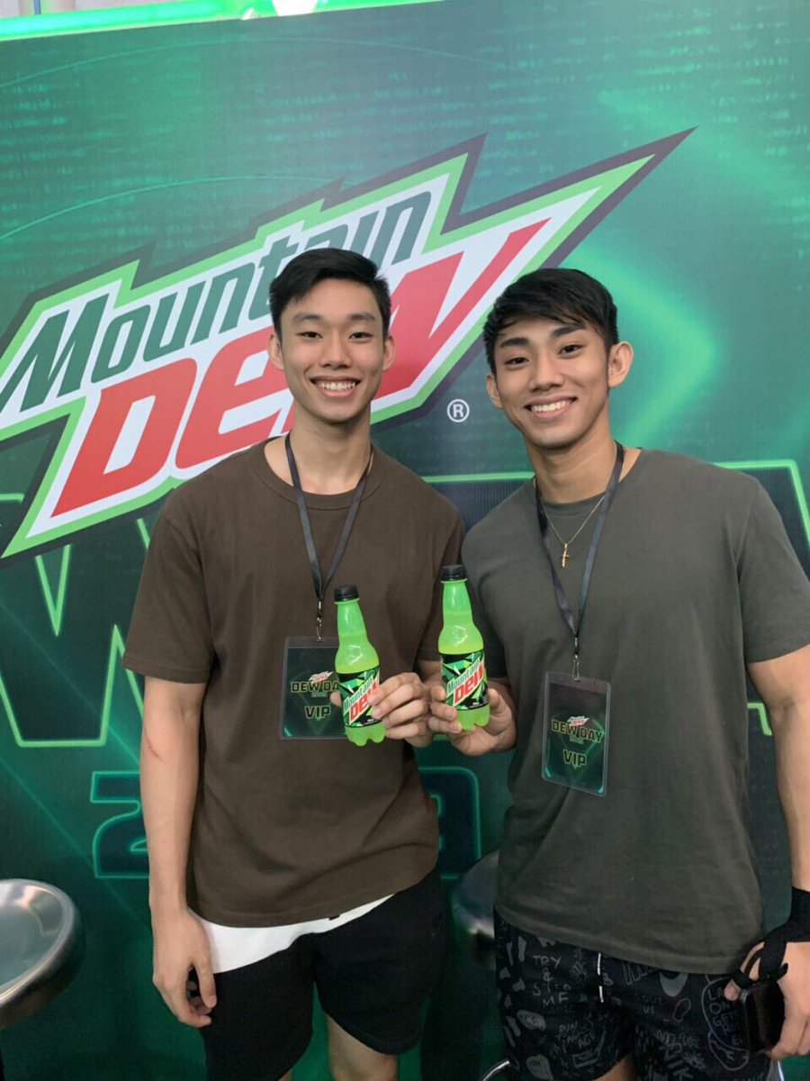 Thank you @MountainDewPH for letting us experience #Dewday 2019!  #Dothedew <br>http://pic.twitter.com/hDcBQ10x9P