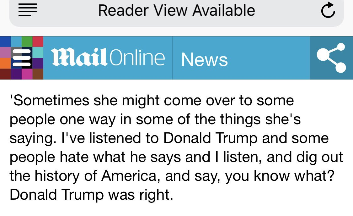 """A dailymail journalist attempted to manipulate my 80 year old half-blind, grandfather into giving him an anti-Trump interview.   Instead he confirms he grew up on a sharecropping farm, survived the KKK, and thinks """"Trump is right"""".   LOLLL #EpicFail"""