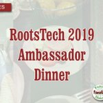 Image for the Tweet beginning: RootsTech 2019 Ambassador Dinner