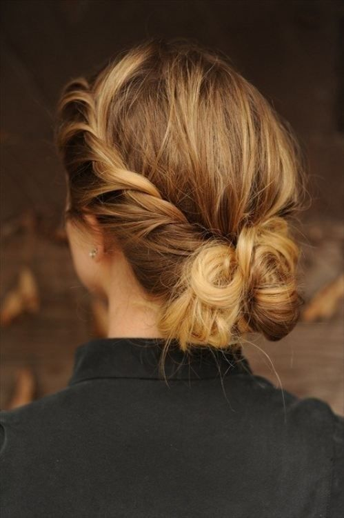 10 Pretty French Twist #Updo #Hairstyles : https://buff.ly/2XZPlII Which one is your favourite? #hair