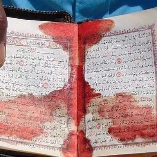 This Qur&#39;an will remember your martyrdom  #NewZealandTerroristAttack <br>http://pic.twitter.com/9k8YOHoSb6