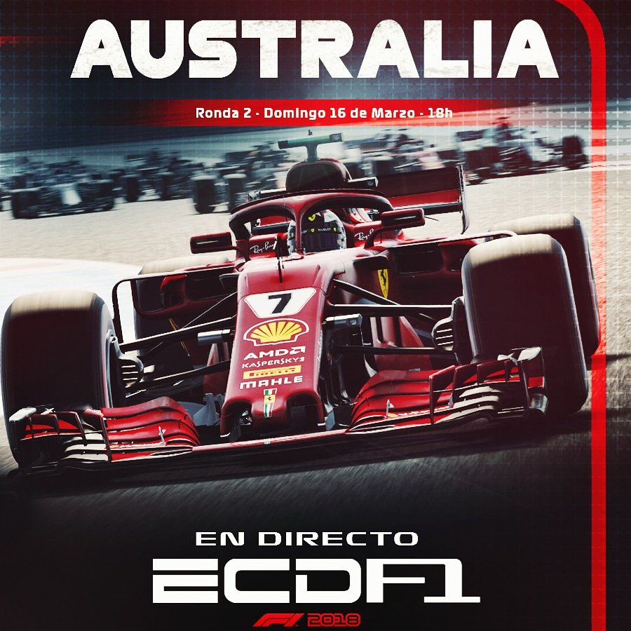El Campeonato de F1 eSports's photo on Albert Park