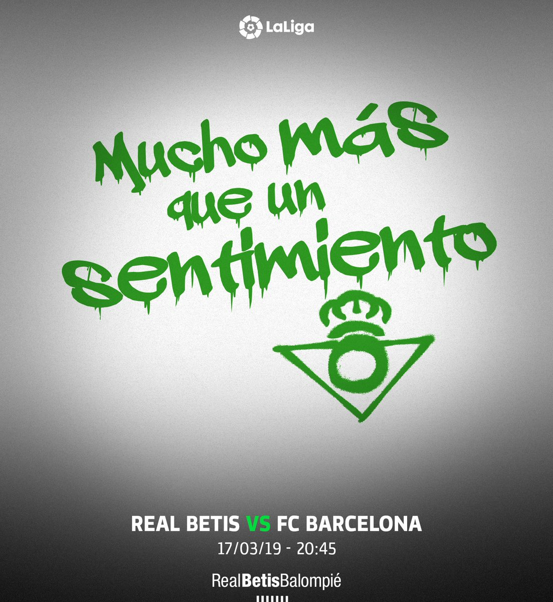 Real Betis Balompié's photo on Molina
