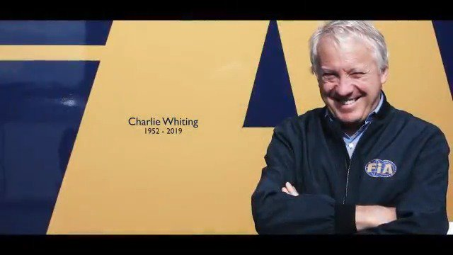 """He loved Formula 1, and Formula 1 loved him. He was Mr Formula 1.""  Remembering Charlie Whiting.  Watch the special tribute to Charlie, from those who knew him best.  @MBrundleF1 #SkyF1"