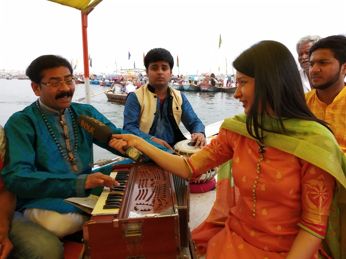 Ganga- Music- Me full of happiness. ✌️