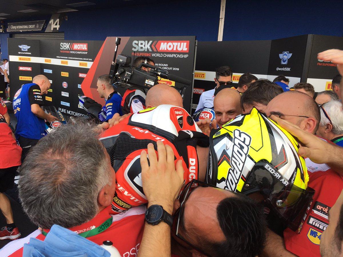 Ducati Motor's photo on #THAWorldSBK