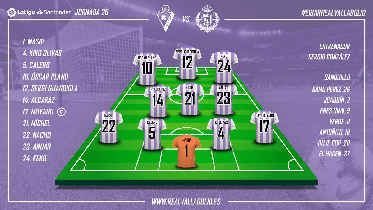 Real Valladolid C.F.'s photo on valladolid