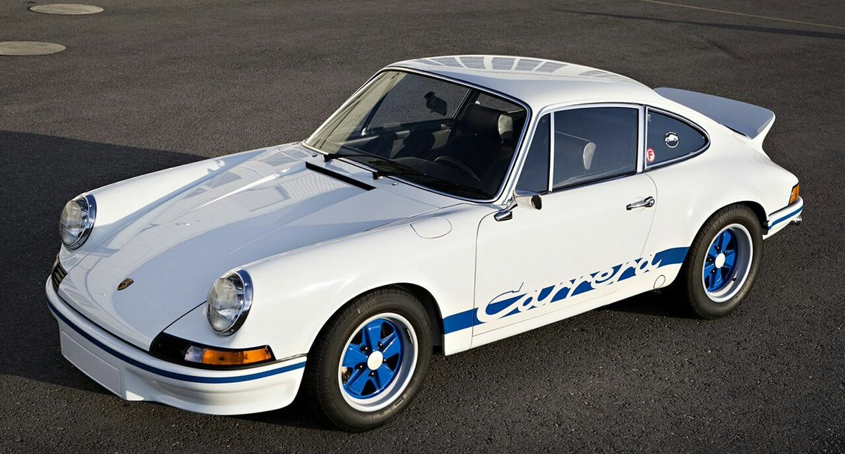 Rsf Motorsport On Twitter Porsche 911 Carrera Rs 2 7 Sport 911 1973