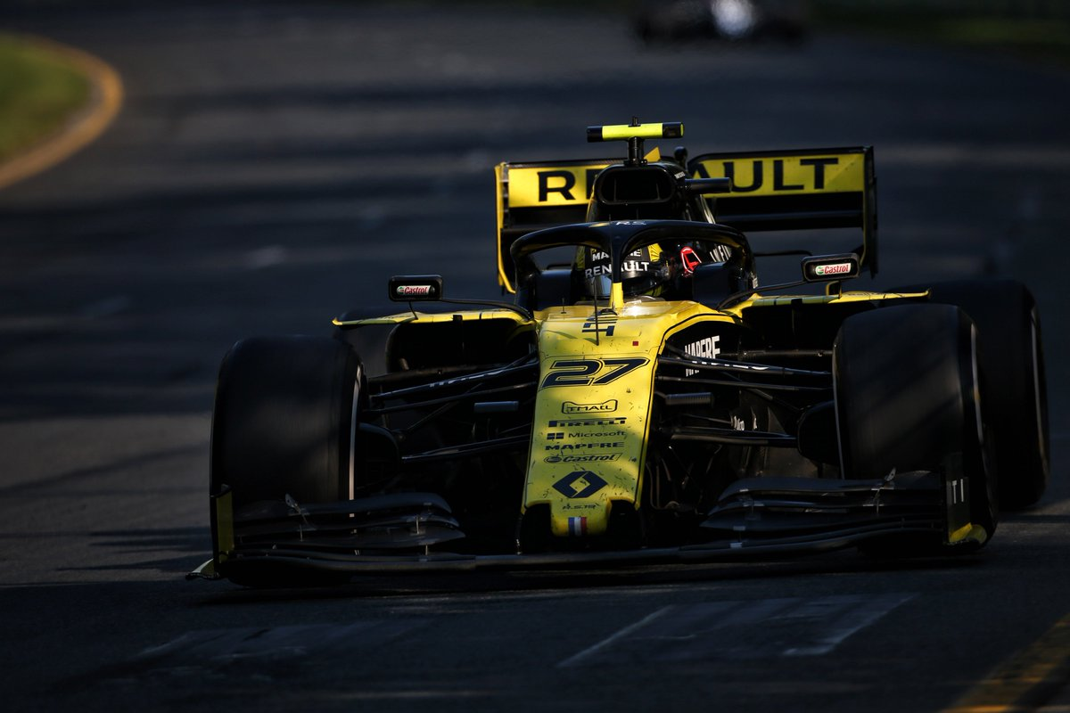 Renault F1 Team's photo on Bahrein