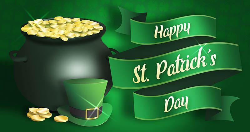 Happy Saint Patrick's weekend everyone!! #SaintPatrickDay