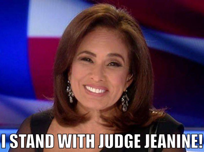 Shame on you @FoxNews for suspending @JudgeJeanine   Disciplined for asking the tough questions that NEED to be asked of Ilhan Omar!  #BoycottFOXnews