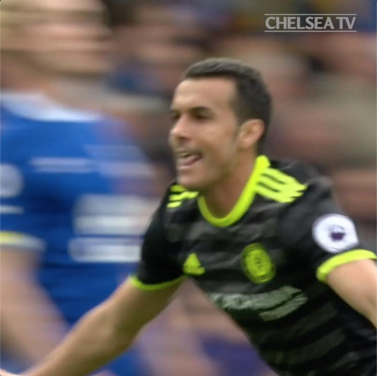 Another classic #EVECHE goal! 🚀 @_Pedro17_