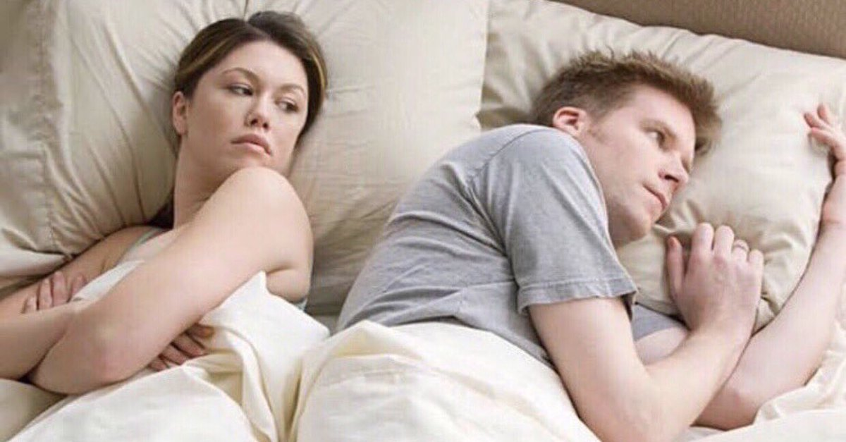 """Her: """"He's thinking about another woman""""  Him: """"Is Salah finished? Was he a one season wonder? Should I take him out my Fantasy Football team?"""""""