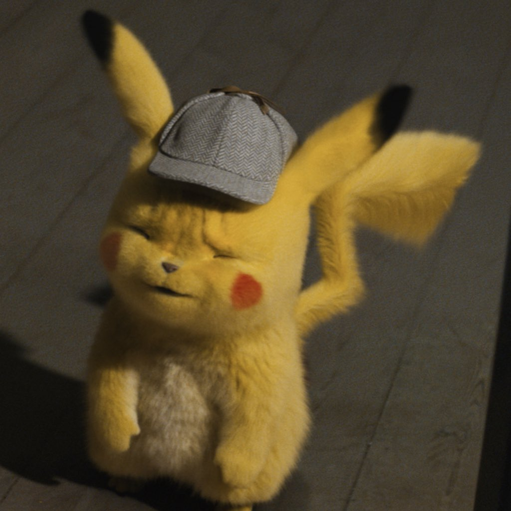 Pokemon Detective Pikachu On Twitter When You Need To Wear Green