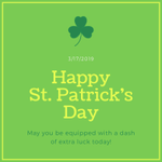 Image for the Tweet beginning: Curious about St. Patrick's Day