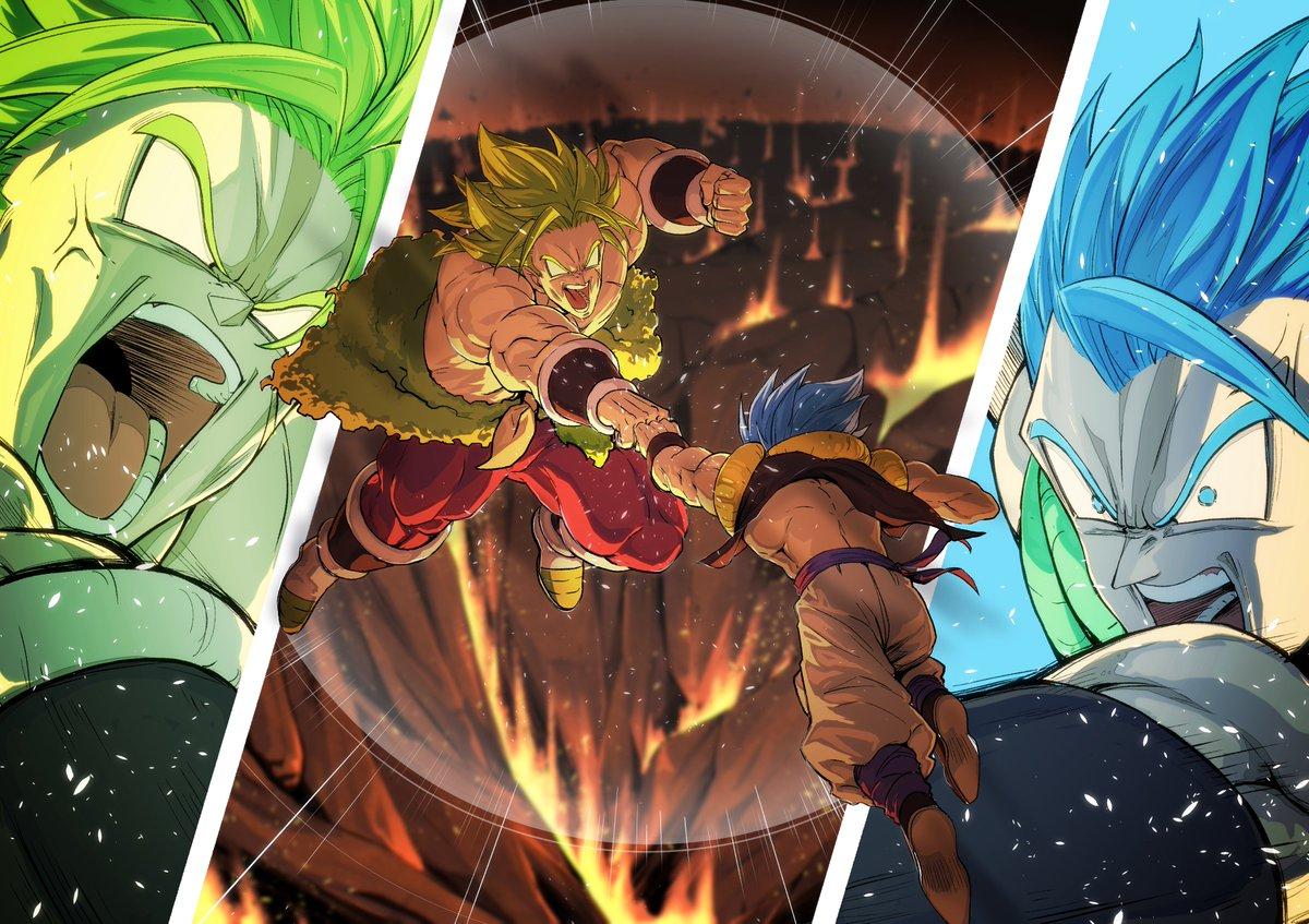 Images découvertes [Fanarts Dragon Ball] - Page 5 D133F7fVYAI8-qK