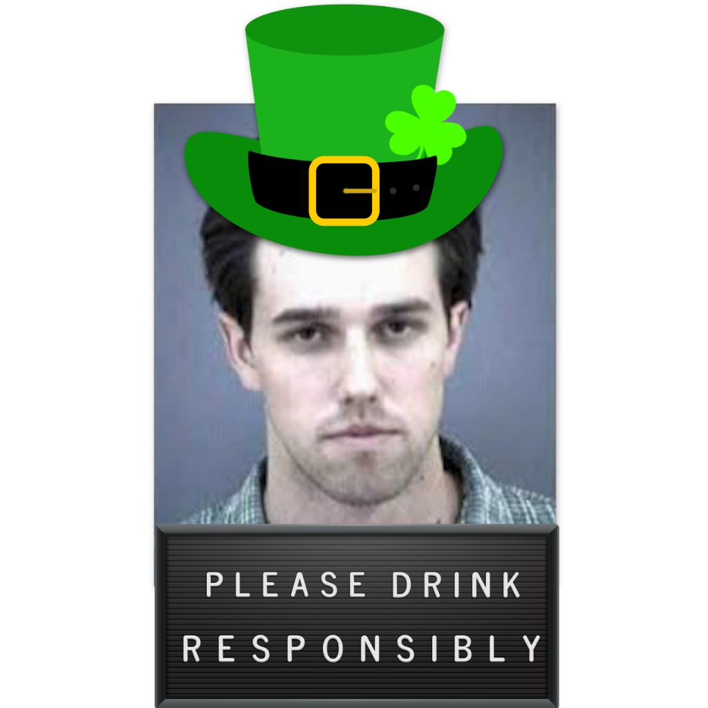 Republicans link Beto O'Rourke's Irishness to his drunk driving arrest