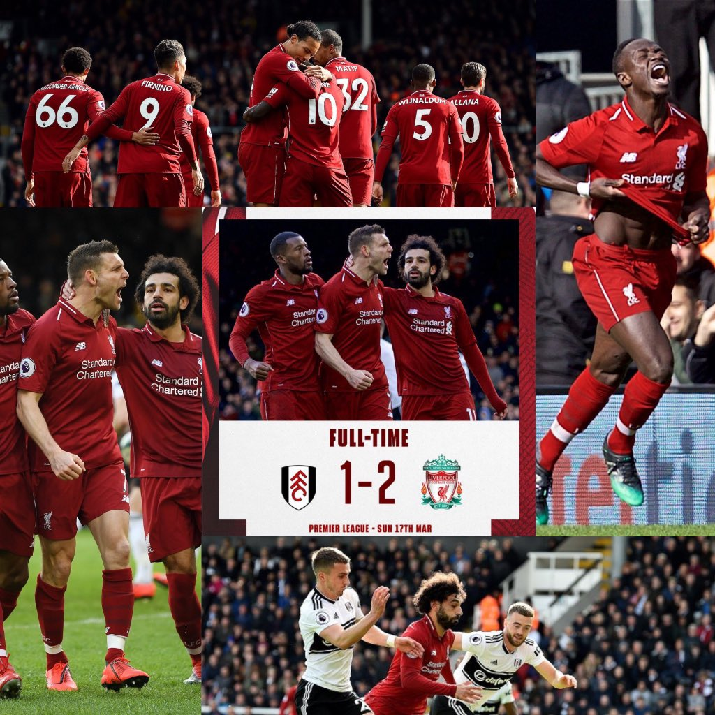 Three points needed, three points delivered before the international break. #fulliv
