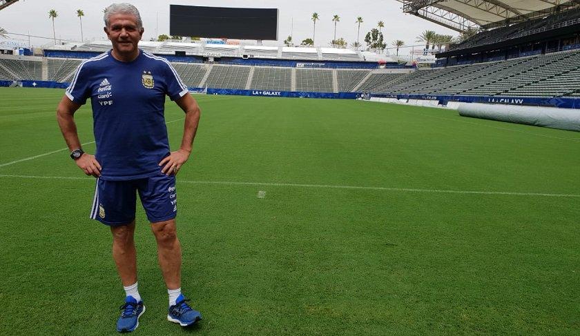 Burruchaga deja de ser el manager de la Selección